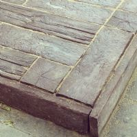 Timberstone Sleepers Brown